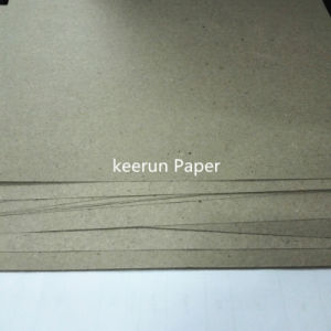 Corrugated Paper in Roll or in Sheet pictures & photos