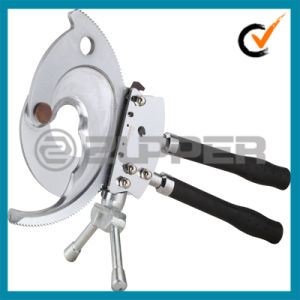 Ratchet Cable Cutting Tool with Telescopic Handles (ZC-120A) pictures & photos