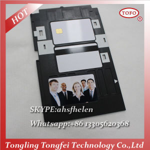 PVC Card with Chip / Business Card PVC / PVC Magneti Ccard pictures & photos