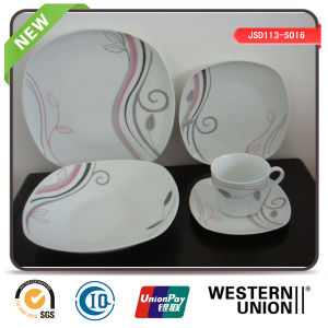 Porcelain Tableware From Factory Direct Sale pictures & photos