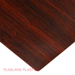 PVC Wood Grain Sheet / PVC Woodgrain Sheet / PVC Wood Sheet pictures & photos