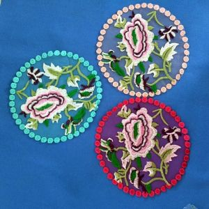 Fashion Decorative Pattern Clothing Accessory pictures & photos