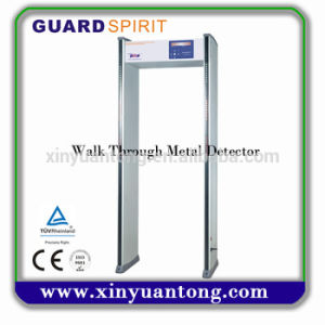 Factory of Walk Through Metal Detector Ranger Metal Detector Style Xyt2101A2 pictures & photos