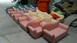 Cute Green Children Mini Sofa for Sale (SF-85C) pictures & photos