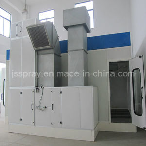 CE Approval Bus Spray Booth Truck Painting Oven
