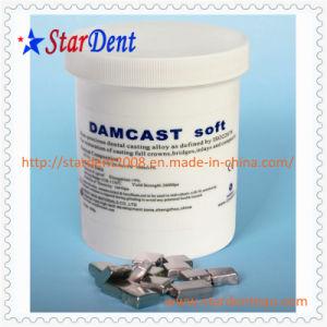 Dental Nickel-Base Casting Alloy Beryllium-Free Damcast Soft pictures & photos