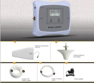 Dual Band 900/2300MHz Mobile Signal Booster 2g 4G Cellular Signal Repeater pictures & photos