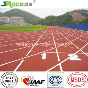 UV-Resistance School Stadium Athletics Running Tracks pictures & photos