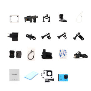 4k 15fps Sport Cam Extreme Diving WiFi Sport Action Camera pictures & photos