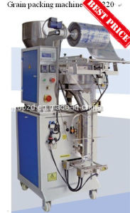 High Performance Factory Supply Automatic Crispy Rice Sachet Packing Machine