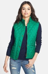 Women Light Weight Quilted Padded Vest pictures & photos