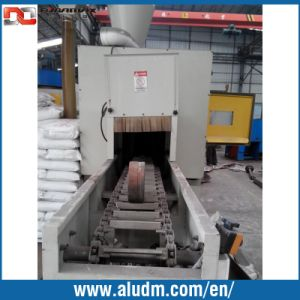 New Design Aluminum Extrusion Moulds Blasting Machine pictures & photos