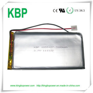 3.7V Lithium Polymer Rechargeable Battery (8000mAh)