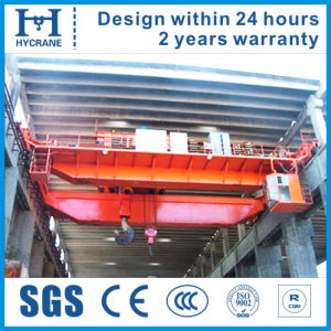 Overhead Bridge Construction Crane Machinery
