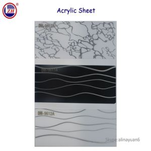 1mm Acrylic Sheet pictures & photos
