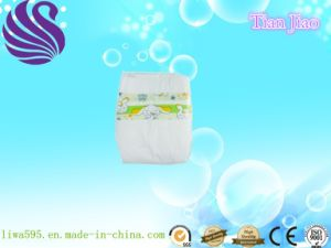 Economic Comfortable and Breathable Baby Diaper pictures & photos