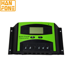 Solar New Energy Product 12V 24V Solar Panel Charge Controller 30A (ST1-30) pictures & photos
