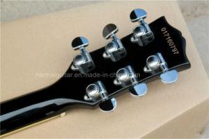 Hanhai Music / Black Electric Guitar (ES-335) pictures & photos