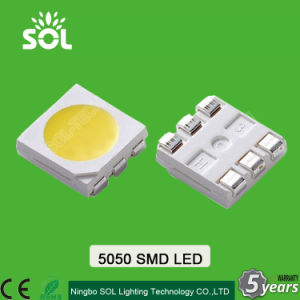 3 Chip Epistar 21-25lm 60mA 0.2W 5050 SMD LED