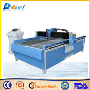 CNC Carbon Steel Plasma Cutter Machine Hyperterm 105A/125A for 20mm Metal Cutting pictures & photos
