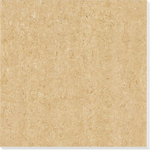 Yello Color Stone Polished Porcelain Tile with 600*600 mm pictures & photos