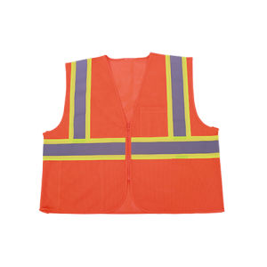 Class 2 En20471 ANSI Reflective Safety Vest pictures & photos