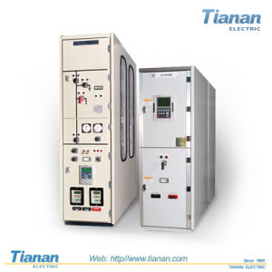 630 - 2 000 A, 25.8 kV Medium-Voltage Switchgear / Sf6 Gas-Insulated / Power Distribution pictures & photos