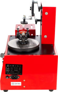 Semi Automatic Round Pad Printing Machine pictures & photos