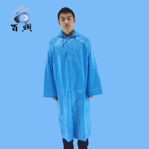 Adult Clear Rainwear with Hood pictures & photos