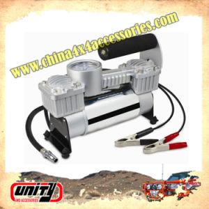 Wholesale 12V Car Air Pump 150psi Double Cylinder Portable Car Air Compressor