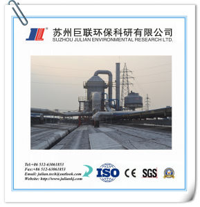 Industrial Air Purifier Electrostatic Precipitator for Textile Stenters