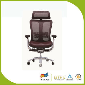 Best Cooll Ergonomic Swivel Computer Leather Chair Design pictures & photos