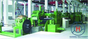 11kw Decoiler 1250mm Max Coil Width Cut-to-Length Line Slitting Machine pictures & photos