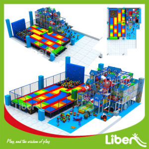 Indoor Trampoline Park for Sale pictures & photos