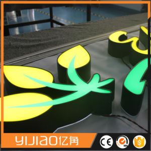 Front Lit Signage Acrylic LED Luminous Standard Channel Letters pictures & photos