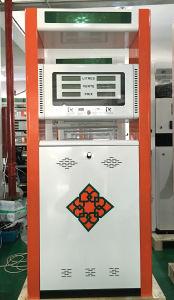 Double Nozzle Fuel Dispenser with Tokheim Pump pictures & photos