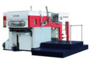 Zxy-920 Fully Automatic Creasing and Die Cutting Machine pictures & photos