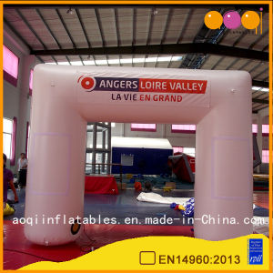 White Outdoor Inflatable Arch Enterance for Celebration (AQ53139) pictures & photos