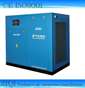 30kw Air Cooling Belt Drive Air Compressor pictures & photos