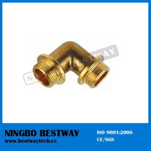 Male Thread Brass Pipe Fitting (BW-642) pictures & photos