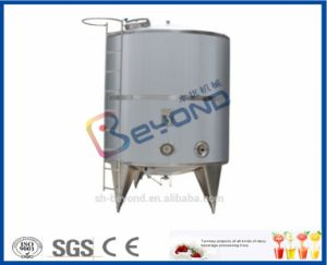 milk storage tank juice storage tank temporary storage tank pictures & photos