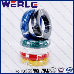 UL 3135 AWG 30 Silicone Rubber Insualted Single Core Wire pictures & photos