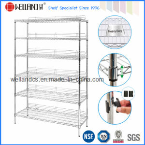 Steel Industrial Wire Racking with NSF Approval pictures & photos