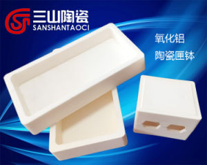 Alumina Ceramics Saggar (SSTC0069) pictures & photos