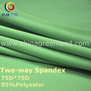 190t Polyester Spandex Dyeing Fabric for Shirt Clothes (GLLML240) pictures & photos