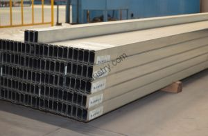 Partition Steel Profile with Compective Price pictures & photos