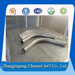 6061 T6 Aluminium Bend Tubes Customized pictures & photos