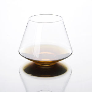 High End Stemless Wine Glass pictures & photos