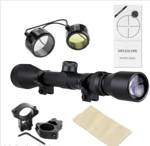 3-9X40 Optics Air Gun Rifle Scope Hunting Sight Riflescopes pictures & photos
