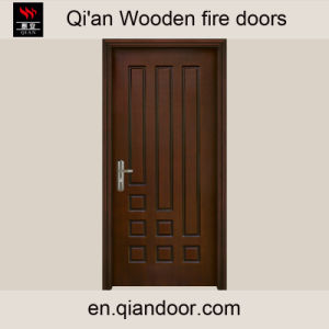 Burnished MDF Wooden Fire Door pictures & photos